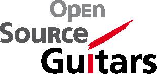 Open Source Guitars Logo